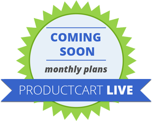 ProductCart Live Coming Soon!