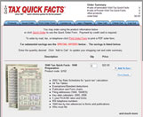 Tax Quick Facts