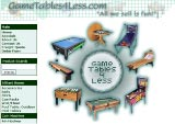 Game Tables 4 Less