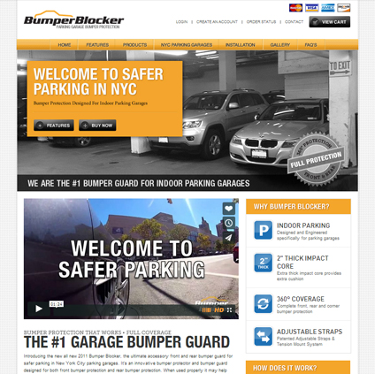 Bumper Blocker Featured ProductCart Site
