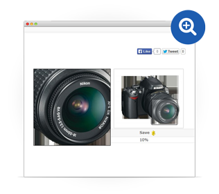 Image Zoom Tool